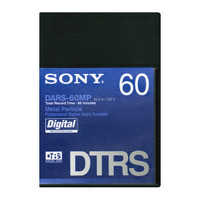 Sony DARSMP Digital Audio Tape (DTRS) 60 min (DARS-60MP)