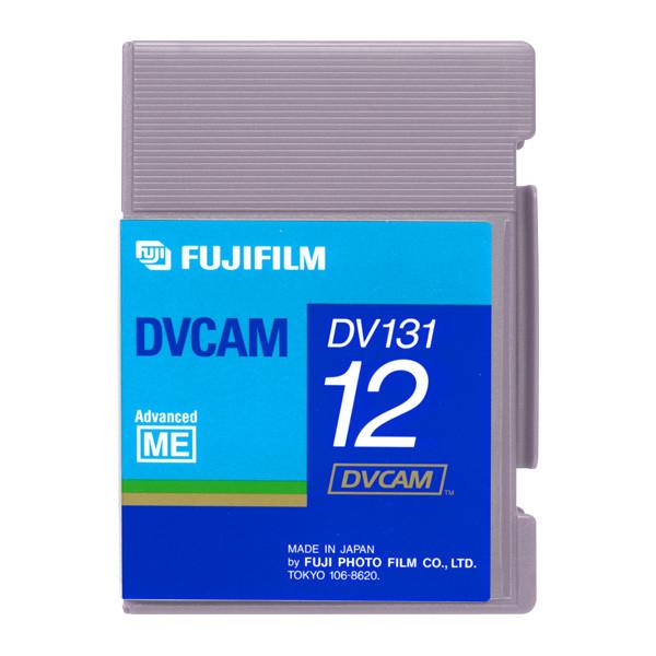 Fuji DVCAM Video Cassette 12 min mini (DV131 12S)