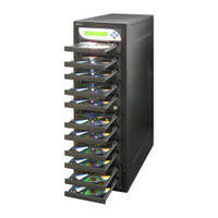 Adtec CD/DVD Duplicator 10 Target with 1TB HD
