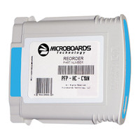 Microboards MX Series Cyan Ink Cartridge PFPHCCYAN