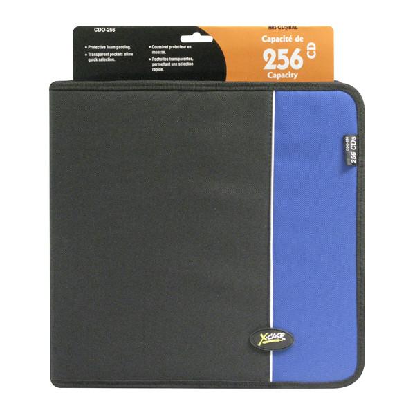 Disc Wallet Nylon 256 Discs