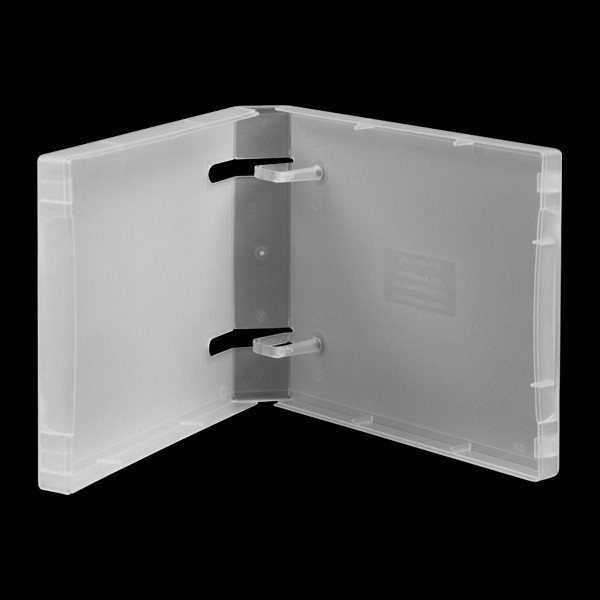 Unikeep 10 Disc Wallet (12519) Clear