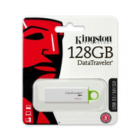 Kingston 128GB DataTraveler G4 USB Flash Drive