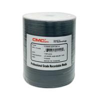 CMC PRO DVD-R 16X 4.7GB White Inkjet Hub Printable - 100PK | TDMR-WPP-SK16