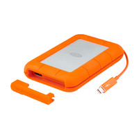 LaCie Rugged HDD 2TB with Thunderbolt and USB-C (STFS2000800)