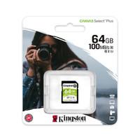 Kingston Canvas Select Plus SD Card 64GB - Class 10