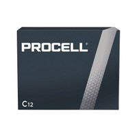 Duracell Procell C Alkaline Batteries 12 Pack