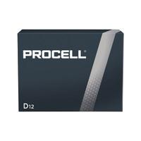 Duracell Procell D Alkaline Batteries 12 Pack