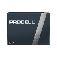 Duracell Procell D Batteries 12 Pack