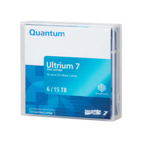 Quantum LTO Ultrium 7 Data Cartridge 6TB/15TB