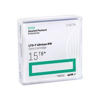 HP LTO Ultrium 7 Data Cartridge 6TB / 15TB