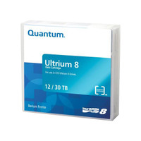 Quantum LTO Ultrium 8 Data Cartridge 12TB/30TB *SPECIAL ORDER*