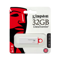 Kingston 32GB DataTraveler G4 USB Flash Drive