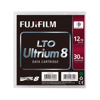 Fuji LTO Ultrium 8 Data Cartridge 12TB/30TB