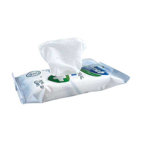 Fresh Antibacterial Wipes 15 Pack
