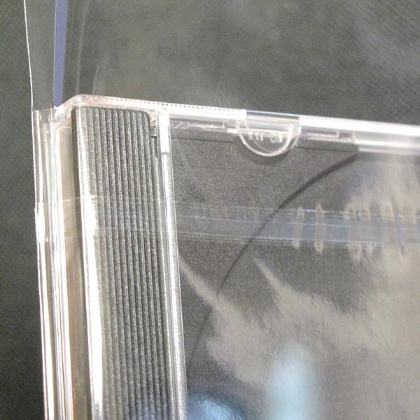 Cello Wrap Self Seal Bags for CD Jewel Case - 100pk