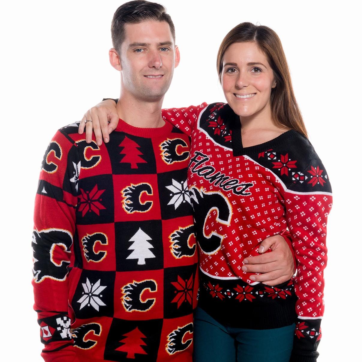 Christmas sweater calgary