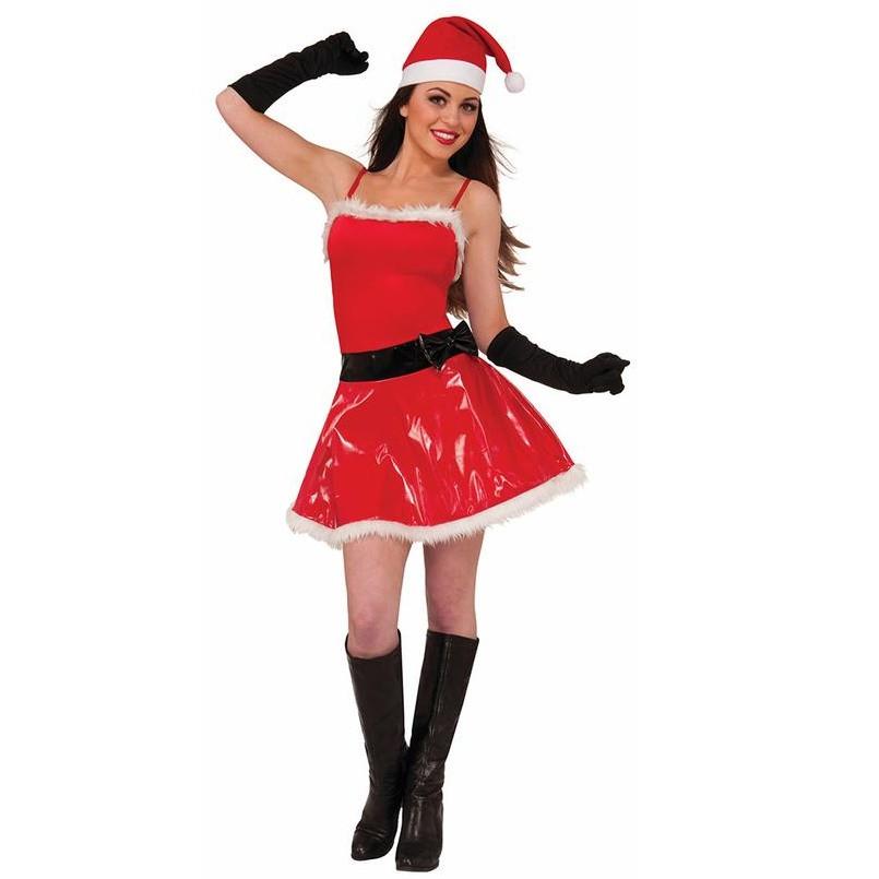 Sexy Santa Costume Mean Girls Movie Retrofestive Ca