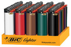 Bic Regular Lighters Tray 50ct -Catalog