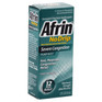 Afrin No Drip Severe Congestion Pump Mist 0.5 oz -Catalog