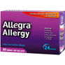 Allegra 24-Hour Tablets 30 ct -Catalog
