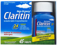 Claritin 24-hour Tablets 45 ct -Catalog