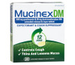 Mucinex DM Tablets 20 ct -Catalog