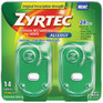 Zyrtec Tablets 14 ct -Catalog