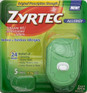 Zyrtec Tablets 5 ct -Catalog