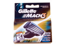 Gillette Mach-3 Blades 4 pk Imported -Catalog