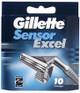 Gillette Sensor Excel Blades 10 pk -Catalog