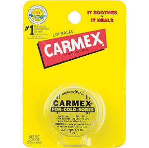 Carmex Jar Lip Balm 0 25 oz -Catalog - Bob-Bila Distributors