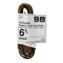 Extension Cord 6 ft -Catalog