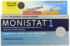 Monistat 1 Day or Night #44180 -Catalog