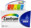 Centrum Men's Tablets 120ct -Catalog