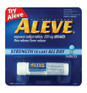 Aleve Tablets Vial Tube 10 ct -Catalog