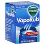 Vicks Vaporub 100 gram (3.53 oz) -Catalog