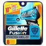 Gillette Fusion Proshield *Chill* Blades 8 pk -Catalog