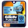 Gillette Fusion Proshield *Chill* Blades 4 pk -Catalog