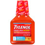Tylenol Liquid 8oz -Catalog