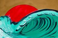 Japan Wave By Drew Toonz