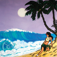 Moon Lei Wave By Drew Toonz
