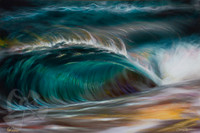 Untitled Wave Collaboration By Clark Takashima and Vince Cavataio