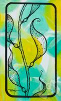 Embroidered Sea Kelp 1 By Bryan Helfand