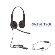 Avaya Phone Compatible Jabra BIZ 1525 Duo Headset