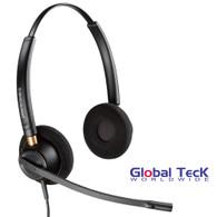 Plantronics Encore Pro HW520 Corded Duo Headset
