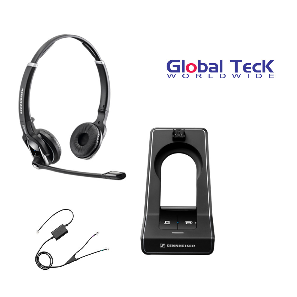 how to connect plantronics wireless headset to avaya phone