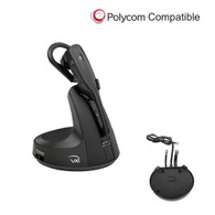 Polycom Phone Compatible Vxi V200 Bundle - Includes Polycom Remote Answerer (EHS) Adapter