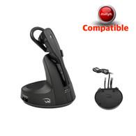 Avaya Phone Compatible VXi V200 Bundle - Includes Avaya Remote Answerer (EHS) Adapter - Avaya 1400, 1600, 2400, 6400, and 9600 | 9500 series IP Phones