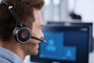 Jabra Evolve 75 with Integrated Call and Alerts Functions